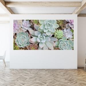 Canvasdoek planten